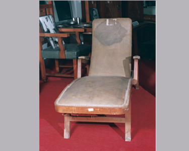 RESTING CHAIR OF DR. AMBEDKAR