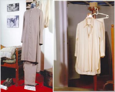 CLOTHES OF DR. AMBEDKAR